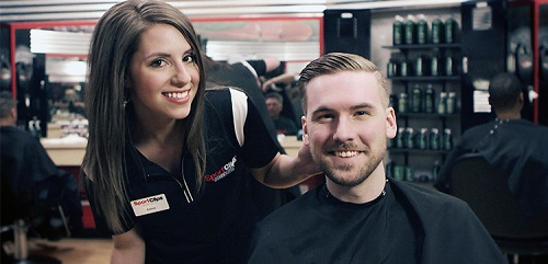 Sport Clips Haircuts of Pasadena - Fairmont Pkwy​ stylist hair cut